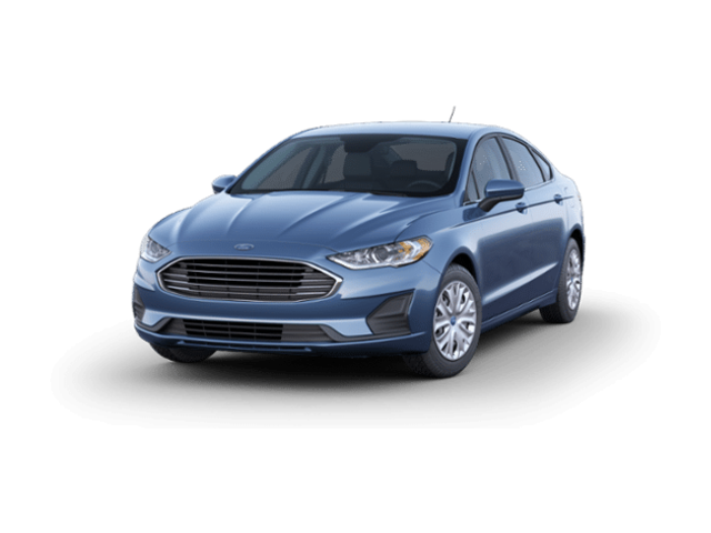 2019 Ford Fusion S Sedan in Manteca